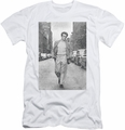 James Dean slim-fit t-shirt Walk The Walk mens white