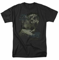 James Dean t-shirt Bongo Words mens black