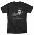 James Dean t-shirt City Life mens black