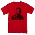 James Dean t-shirt Dean Graffiti mens red