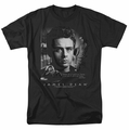 James Dean t-shirt Dream Live mens black
