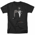 James Dean t-shirt Exit mens black