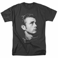 James Dean t-shirt Head Dean mens black