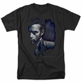 James Dean t-shirt In Shadow mens black