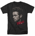James Dean t-shirt Large Halftones mens black