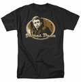James Dean t-shirt Looking Back mens black