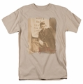 James Dean t-shirt Lot For Rent mens sand