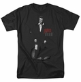 James Dean t-shirt Love Letters mens black