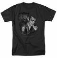 James Dean t-shirt Mischevious Large mens black
