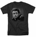 James Dean t-shirt Not Forgotten mens black
