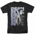 James Dean t-shirt NYC mens black