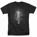 James Dean t-shirt Out For A Walk mens black