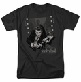James Dean t-shirt Picture New York mens black