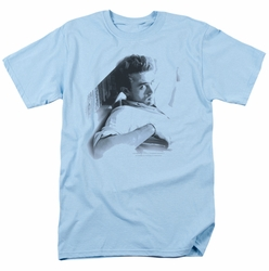 James Dean t-shirt Picture This Too mens light blue