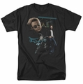 James Dean t-shirt Pit Stop mens black