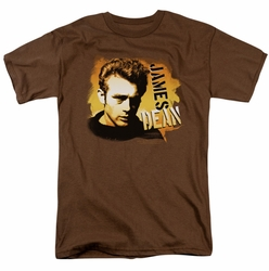 James Dean t-shirt Serious mens coffee
