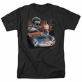 James Dean t-shirt Sunday Drive mens black