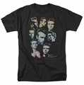James Dean t-shirt The Sweater Series mens black