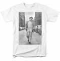James Dean t-shirt Walk The Walk mens white