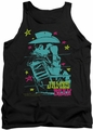 James Dean tank top Barb Wire Cowboy mens black