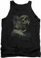 James Dean tank top Bongo Words mens black