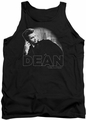 James Dean tank top City Dean mens black