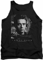 James Dean tank top Dream Live mens black