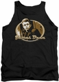 James Dean tank top Looking Back mens black