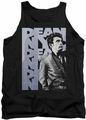 James Dean tank top Nyc mens black