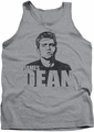 James Dean tank top The Dean mens athletic heather