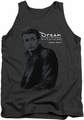 James Dean tank top Trench mens charcoal