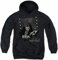 James Dean youth teen hoodie Picture New York black