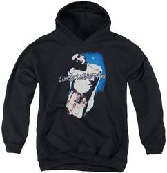 Janes Addiction youth teen hoodie Perry black