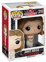 Janet Weiss POP Rocky Horror Picture Show