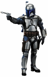 Jango Fett Attack Of The Clones ARTFX+ Statue Kotobukiya