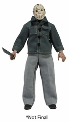 Jason Voorhees Friday 13th action doll