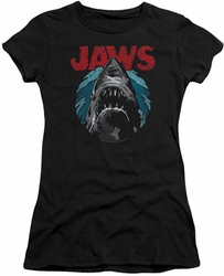 Jaws juniors t-shirt Water Circle black