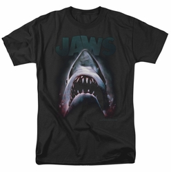 Jaws t-shirt Terror In The Deep mens black