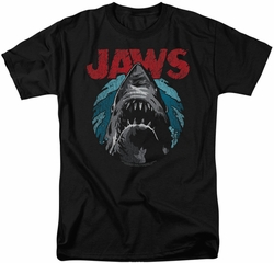 Jaws t-shirt Water Circle mens black