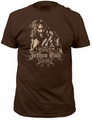 Jethro Tull Aqualung Flourish Fitted Jersey t-shirt