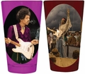 Jimi Hendrix Pub Glass set of 2