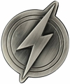 Jla Flash Logo Bottle Opener