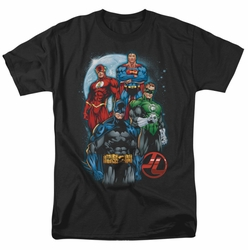 JLA t-shirt The Four mens black