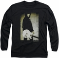 Joan Jett long-sleeved shirt Turn black