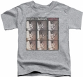 Joan Jett toddler t-shirt Good Music athletic heather