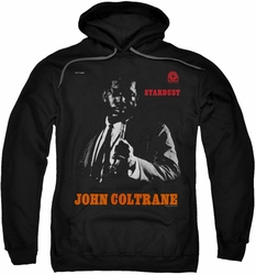 John Coltrane pull-over hoodie Stardus adult black