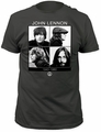 John Lennon 1940-1980 fitted jersey tee charcoal t-shirt pre-order