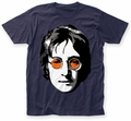 John Lennon Shades fitted jersey tee navy mens pre-order