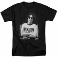 John Lennon t-shirt New York mens black