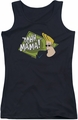 Johnny Bravo juniors tank top Oohh Mama black